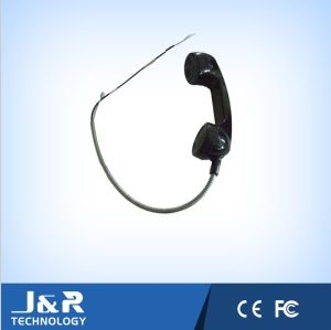 Anti-Vandal Phone Handset, ABS Material Phone Handset, Waterproof Phone Handset pictures & photos