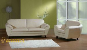 Modern Design Office Furniture Leather Sectional Sofa (L062) pictures & photos