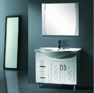 PVC Bathroom Cabinet (MY-7222)