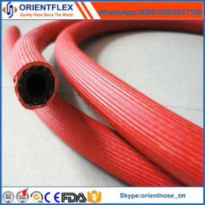 PVC Fiber Reinforced LPG Gas Pipe pictures & photos