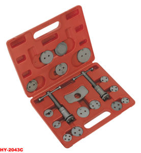 Brake Wind-Back Tool Kit 18PC