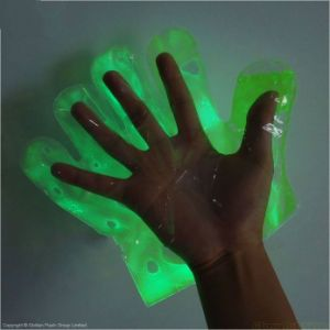 Glow Glove, Are Non-Toxic, Non-Flammable, Non-Radioactive, Water-Proof pictures & photos