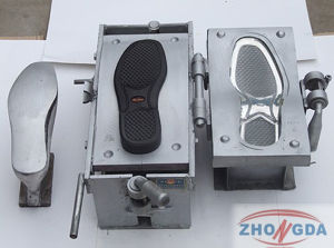 Shoe Mould (PUshoe) pictures & photos