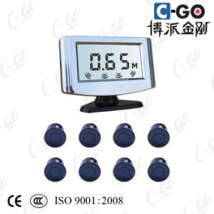 LCD Parking Sensor System (CG-P5188B)