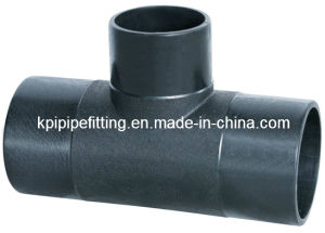 HDPE Fittings Equal Tee Long Spigot