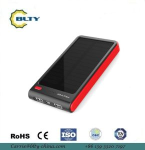 0.7W 6000mAh Solar Power Bank for Mobile Phone Charging pictures & photos