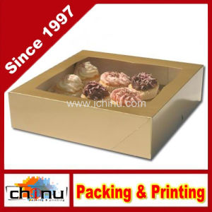 Disposable Waterproof Salad Paper Boxes (1233) pictures & photos