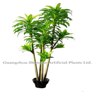 Artificial Dracaena Fragrans (bonsai decoration)