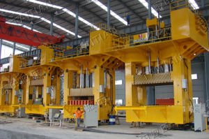 2000tons SMC Molding Hydraulic Press pictures & photos