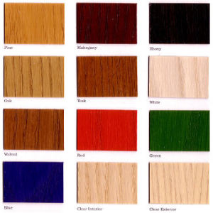 PU High Hardness Light Wood Varnish Paint pictures & photos