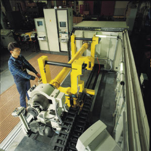 Balancing Machine for Drive Shafts pictures & photos