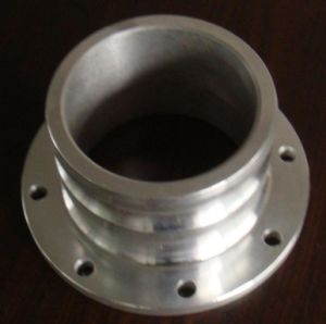 Camlock Coupling with Flange (Male)