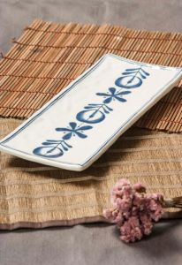 Melamine Rectangle Plate/Melamine Sushi Plate/Melamine Dinnerware (DCY8011) pictures & photos