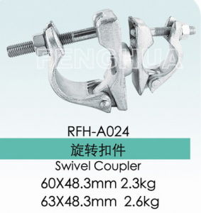 Swivel Coupler (RFH-A024) pictures & photos