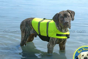 Dog Swimming Foam Life Jacket (DH-025) pictures & photos