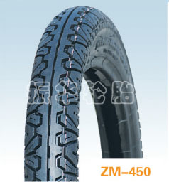Motorcycle Tyre Zm450