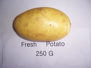 Frozen Organic Potato