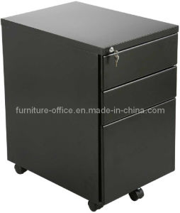 Office Mobile Pedestal File Cabinet (T2-SMP03B) pictures & photos
