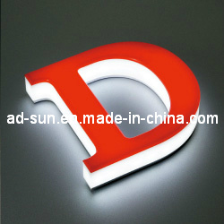 Back Lit LED Letter Sign pictures & photos