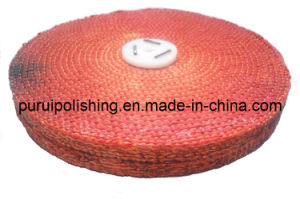 Treated Sisal Buffing Polishing Wheel for Metal pictures & photos