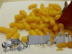 Puff Corn Food Extruder Machine pictures & photos