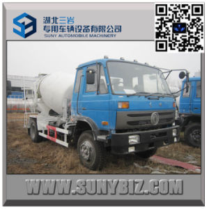 DFAC 2 Cbm Cummins Engine Concrete Mixer Truck