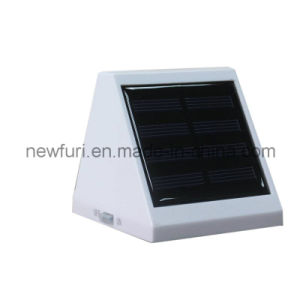 Solar LED Garden Wall Light with Motion Sensor pictures & photos