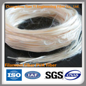 Polyvinyl Alcohol Fibres Firsthand Fiber Manufacturer pictures & photos