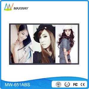 65 Inch LCD Digital Signage Display for Advertising (MW-651ABS) pictures & photos