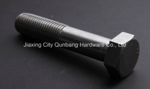 Hex Bolts (M5-M56 High Quality Black DIN601) pictures & photos