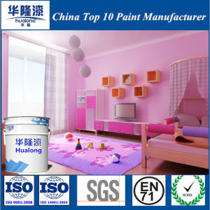 Hualong Nontoxic Interior Wall Emulsion Paint (HN-S8600) pictures & photos