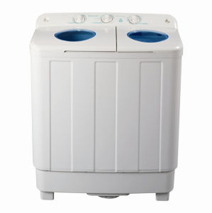 7.0kg Twin-Tub Top-Loading Washing Machine for Qishuai Model XPB70-7029SJ pictures & photos