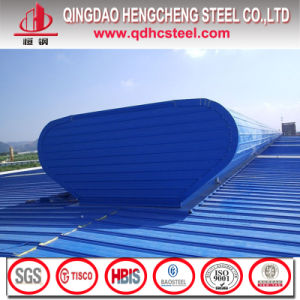 Light Weight Trapezoidal Prepainted Steel Roofing Sheet pictures & photos