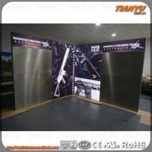 New Fashion Aluminum Fabric LED Exhibition Booth pictures & photos