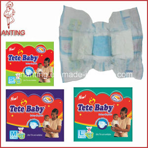China Factory OEM Brand Disposable Baby Diapers for Egypt pictures & photos