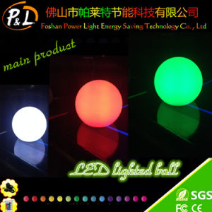 Restaruant Furniture Decoraive Colorful LED Sphere Light pictures & photos