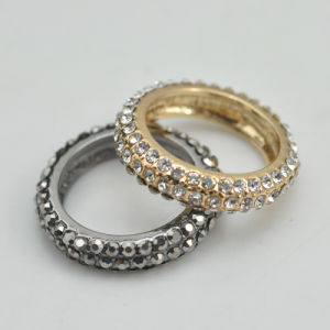VAGULA 2015 New Product Alloy New Design Ladies Finger Ring pictures & photos