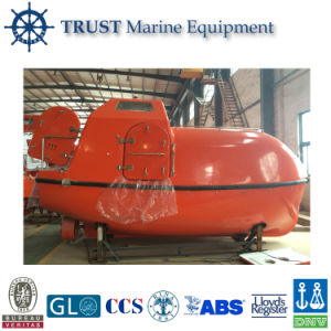 GRP Totally Enclosed Fire-Retardant Boat Lifeboat pictures & photos
