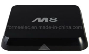 Smart TV Box M8 Amlogic S812 Android4.2 Quad-Core 2GB8GB WiFi Bt pictures & photos