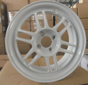 White Face Car Alloy Aluminum Wheel for All Cars pictures & photos