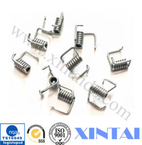 DIN Approved Steel Torsion Springs pictures & photos