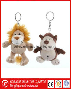 China Supplier of Cute Plush Mini Keychain Toy pictures & photos