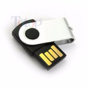 Mini Swivel USB Key Mini Rotate USB Memory pictures & photos