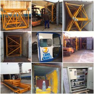 4ton Qtz50-5008 Top Kits Tower Crane Construction Tower Cranes pictures & photos