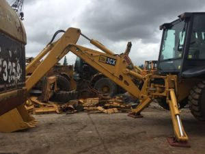 Used Jcb 3cx Backhoe Loader (JCB 3CX) 2015 Year pictures & photos