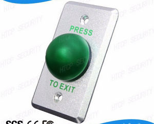Stainless Steel Panel Door Exit Push Button pictures & photos