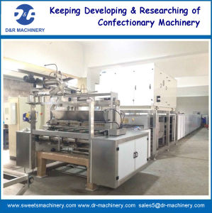 Toffee Depositing Line Machine, Toffee Moulding Making Machine pictures & photos