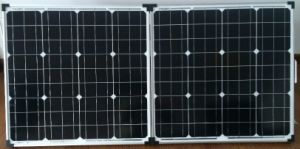 60W Foldable Solar Panel for Europe Market pictures & photos