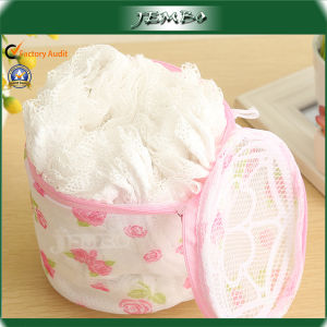 Hot Selling Round Mesh Bag for Bra Washing pictures & photos