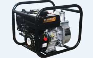 High Quality Water Pump with 7.0HP Gasoline Engine pictures & photos